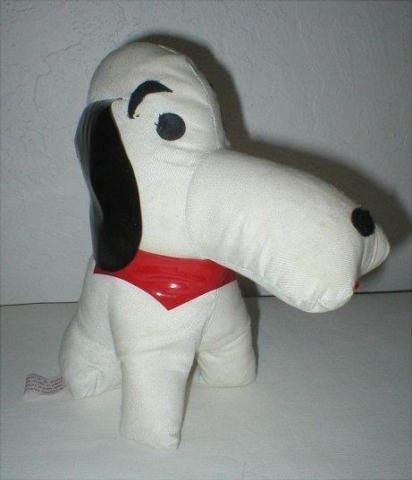 Snoopy Jr. - Vintage Toy - 8½