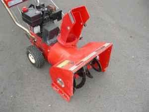 Snow Blower MTD 20 inch 5 hp - $125 (Holland)