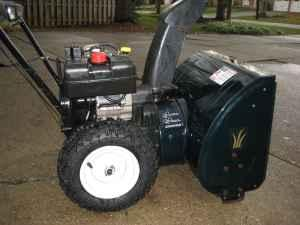 Snow Blower-Yard Machine-MTD-8hp-26