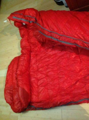 Snow Lion Down Sleeping Bag