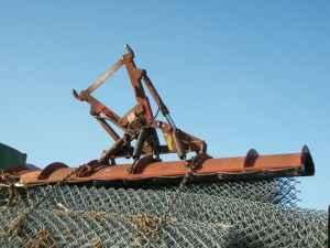 SNOW PLOW - $485 (DAYTON, NV)