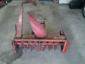 Used Tires Des Moines >> snowblower attachment for Wheel Horse tractor ...