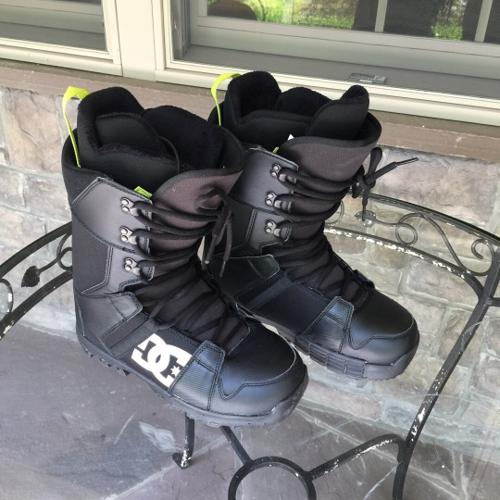 Snowboard Boots (DC Phase 2013 ) Men's size 11.