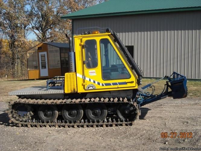 Snowcat For Sale For Sale In Red Lake Falls Minnesota