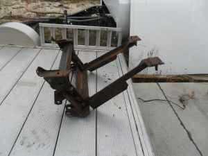 snowplow bracket western unimount  elkhorn  for sale in