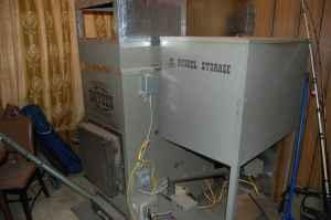 snyder corn and pellet furnace - $1000 (corry)