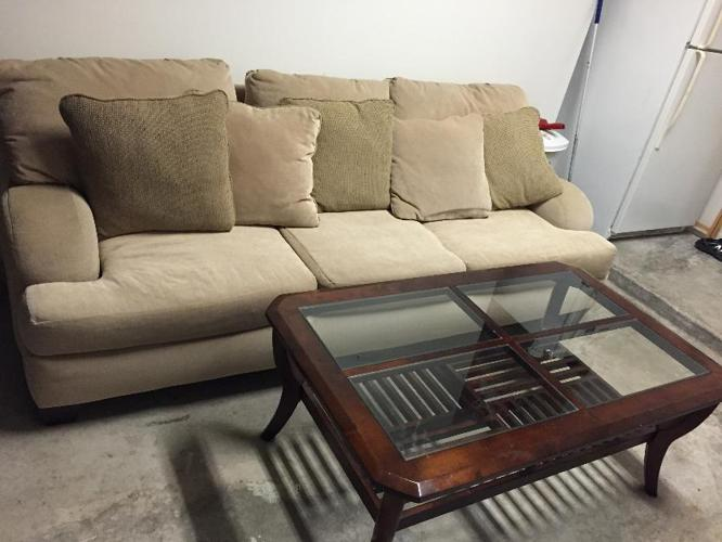 Sofa And Coffee Table Great Price For Sale In Lake Worth Florida Classified