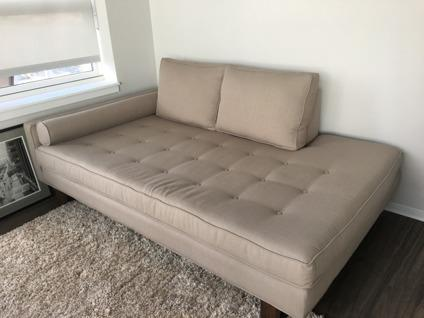 Sofa chaise for sale in chicago illinois classified for 750 sofa chaise
