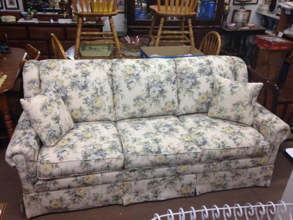 Sofa Sleeper Like New Queen Size For Sale In Middletown