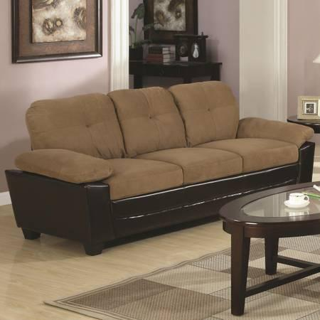 Sofa with Under Cushion Storage - $439