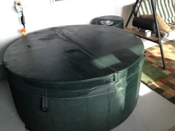 Soft Tub For Sale >> Softub Hot Tub 2000