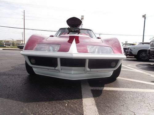 sol1969 supercharged corvette stingray 427 stroker roller sold for sale in stuart florida. Black Bedroom Furniture Sets. Home Design Ideas
