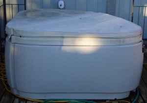 solana hot tub burlington for sale in bellingham