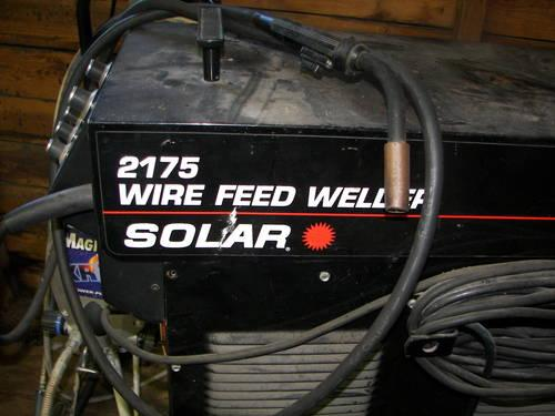 Solar 2175 Mig Welder For Sale In Coeur D U0026 39 Alene  Idaho Classified