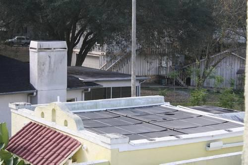 Solar Heating System For Swimming Pool For Sale In Tampa