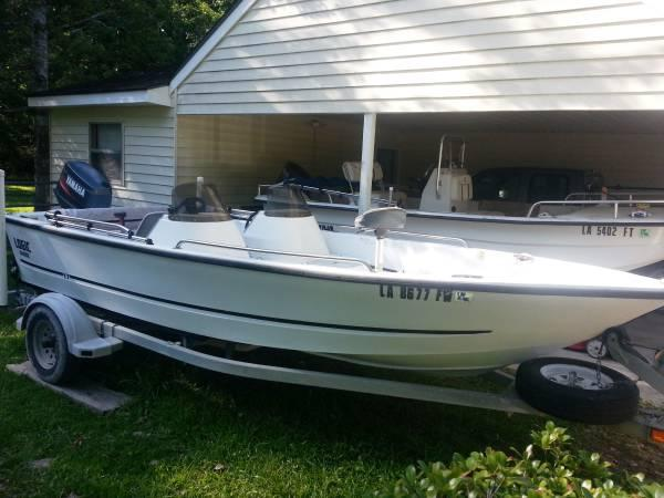 *SOLD* 1999 Logic/Triumph 17' with 90hp Yamaha 2 Stroke