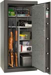 SOLD - 20 Gun Safe - Liberty Centurion - $600
