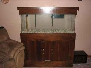 Matching Wooden Stand and Cover - $125 for sale in Erie, Pennsylvania