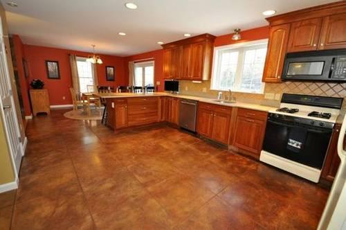 Kitchen Themed with Glacier White Granite Kitchen also Kitchen Cabinet