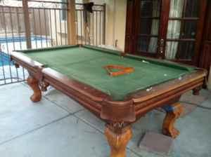 Slate Pool Table For Sale In California Classifieds Buy And Sell - Pool table movers bakersfield ca