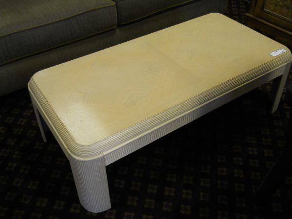Solid Wood Coffee Table   $30 (60/40 Furniture