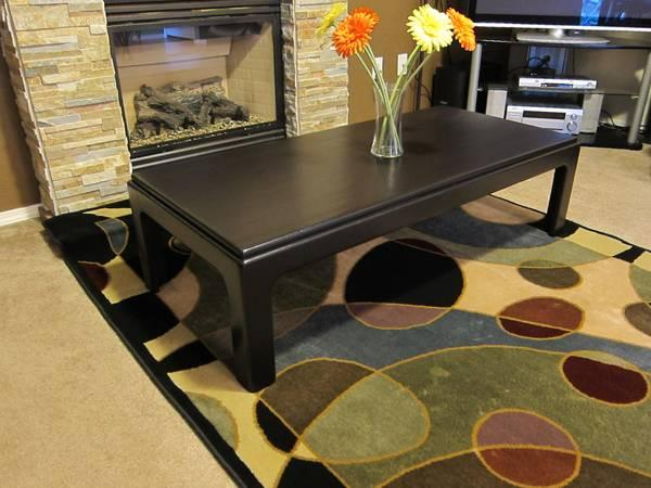 Solid Wood Coffee Table Delivery For Sale In Oregon City Oregon Classified