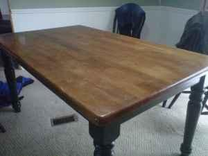 Superieur Solid Wood Table Top 36