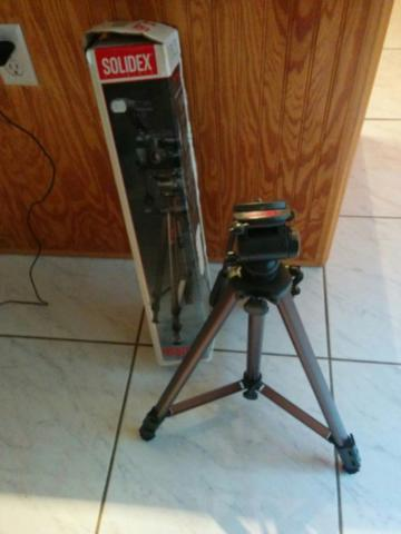 Solidex VT-87HQ Excel Series Performance Video Tripod