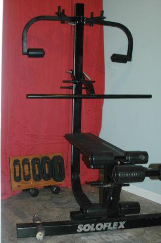 soloflex machine for sale