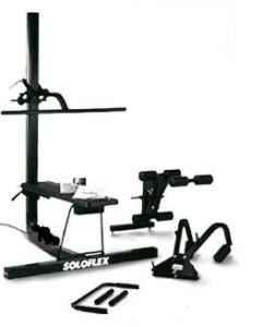 solar flex workout machine