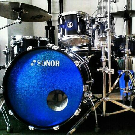 Sonor Force 3007 complete drum set! - $1300