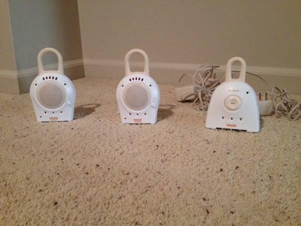 Sony baby monitor - $30