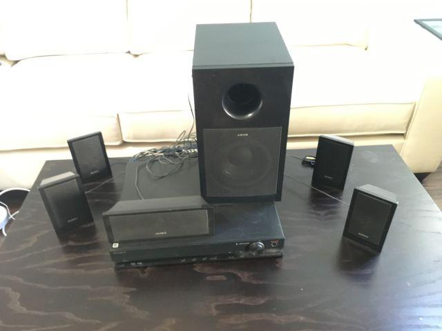 Sony Bravia Home Theater System