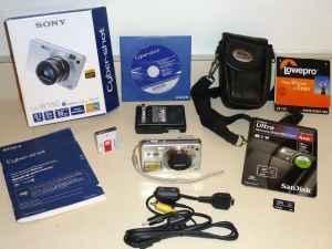 Sony digital  Minolta SLR cameras, Tiffen Filters Aurora by Iliff  Peoria