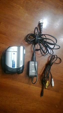 Sony DVD Handycam: DCR-DVD108 - $75