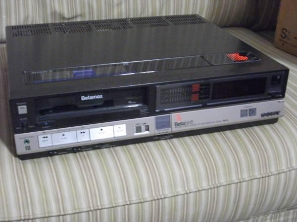 Sony SL-HF500 Beta Hifi - $230