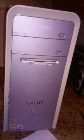 Sony Vaio Desktop $60