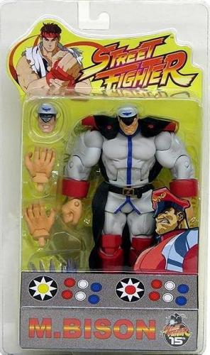 M M Toys Sale : Sota toys capcom street fighter m bison grey white variant