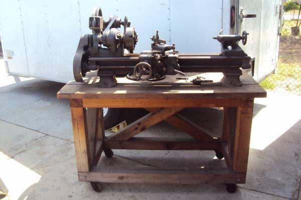 South Bend Model B9 Metal Lathe For Sale In Bell