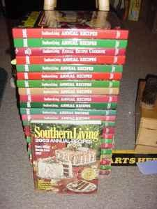 Southern Living Hard Back Cookbooks  Set - $3 Lebanon