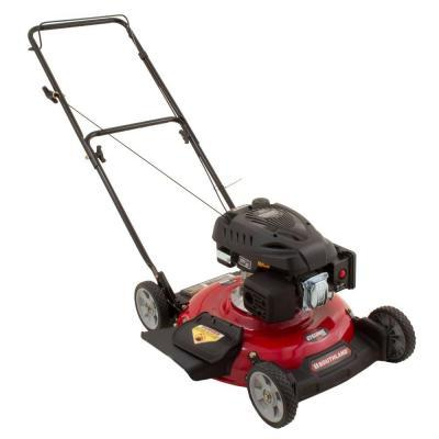 Southland 21 In 139 Cc 2 In 1 Push Walk Behind Gas Mower