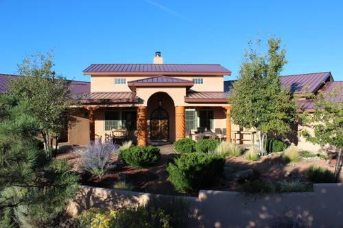 southwest style home on acreage in alto area for sale in