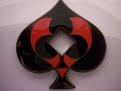 Spade Shaped Poker Weight