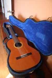 Spanish Classical guitar - $300 Fairbanks