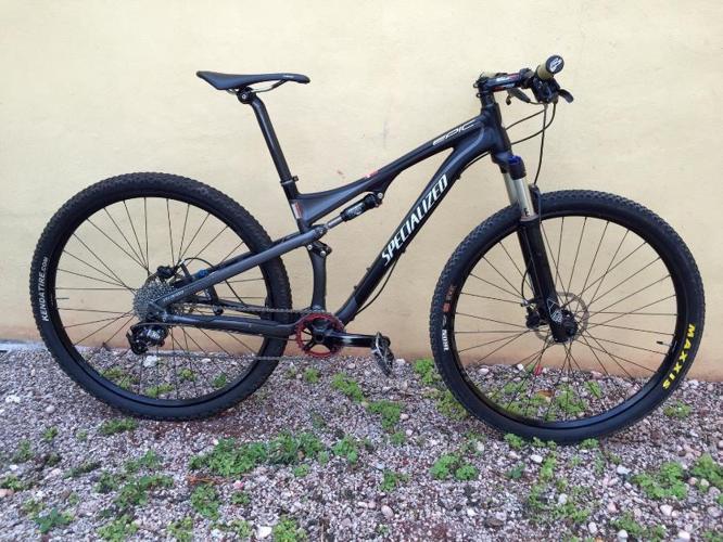 Specialized Epic Fsr Comp 2012 Medium Full Suspension Mountain Bike