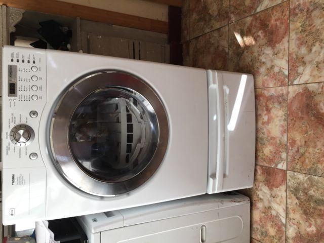 Spectra Stove Electrolux Refrigerator Lg Tromm Washer