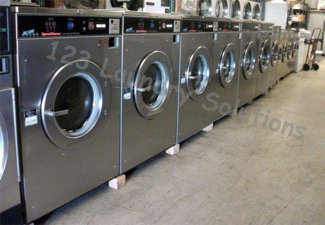 Speed Queen Front Load Washer 50Lb Model No.