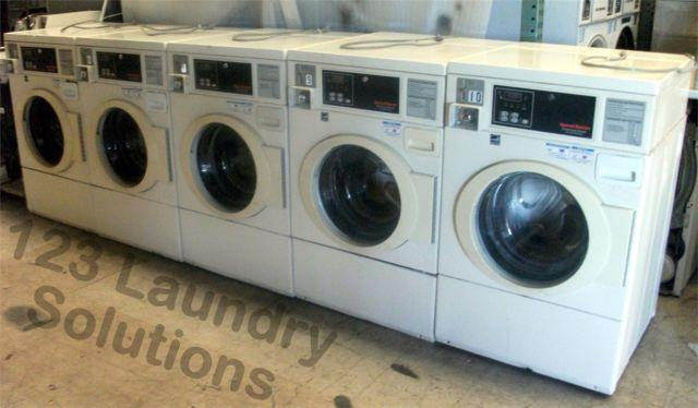 Speed Queen SWFT73QN Front Load Washer USED
