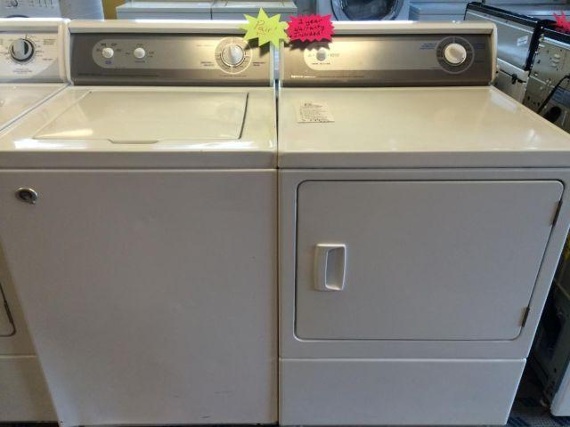 Speed Queen Washer Amp Dryer Set Pair Used For Sale In