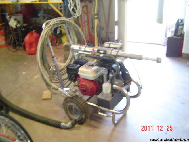 Speeflo Performer 8900ghd Airless Paint Sprayer For Sale